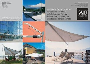 Technik-Folder - Schmid Storen AG