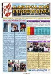 leggi periodico (1.055,54 Kb) - Comune di Castiglion Fiorentino