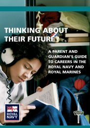 Careers - Royal Navy