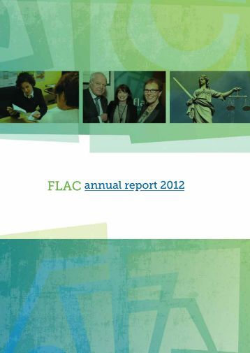 FLAC annual report 2012