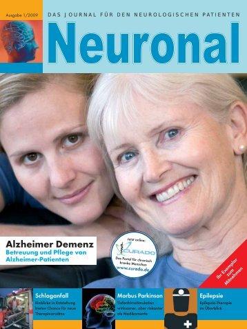 Alzheimer Demenz - Rehabilitation von neurologisch bedingten ...
