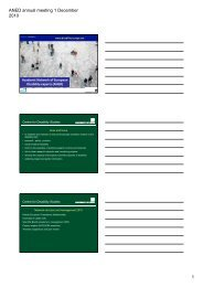 Powerpoint (PDF 155 kB) - ANED