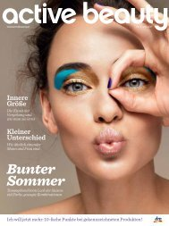 Bunter Sommer - active beauty