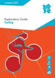 London 2012 Explanatory Guide Cycling