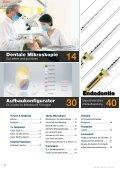 Mikroskopie in der zahnheilkunde - KAVO.cz - Seite 2