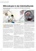 Mikroskopie in der zahnheilkunde - KAVO.cz - Seite 4
