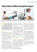 Mikroskopie in der zahnheilkunde - KAVO.cz - Seite 5
