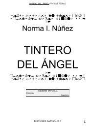 TINTERO DEL ÁNGEL