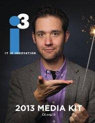 2013 MEDiA Kit - Consumer Electronics Association