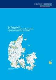 Landsplandirektiv for udvidelse af ... - Naturstyrelsen