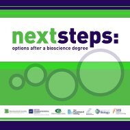 Next steps - VERSION 2