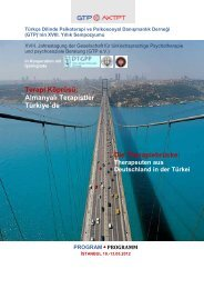 gtp ıstanbul 2012 program