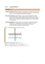 2.1.11 Lineární funkce IV - Realisticky cz