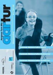Ausgabe 03_2006 - Aargauer Turnverband