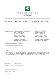 DGR 3540 del 30-05-2012 Procedure e requisiti vigilanza - Arlea