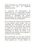 DECLARATORIA UNESCO - Carnaval de ... - Colombia Travel - Page 2