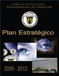 Plan Estratégico 2009 - Departamento de Hacienda