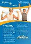 Das preisgekrönte Fitnessstudio für die Aktentasche - Seite 2