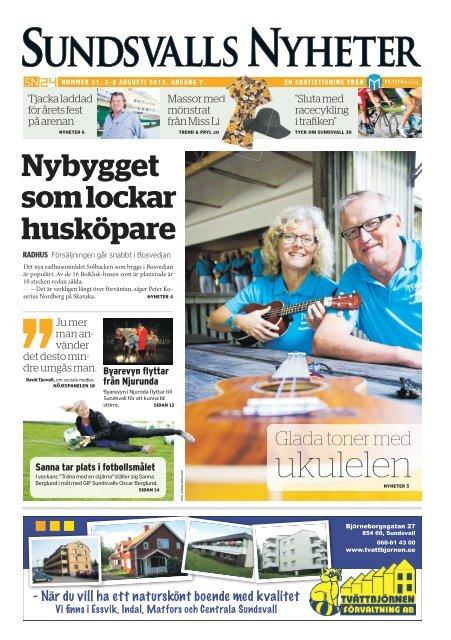 Njurunda Byavakt bitter p polisledningen - Sundsvalls Tidning
