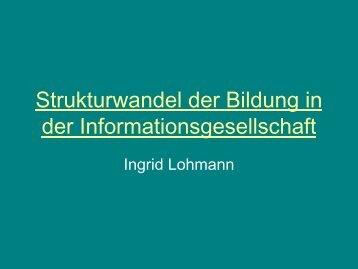 Lohmann Präsentation