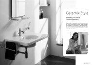 Ceramix Style - Ideal Standard