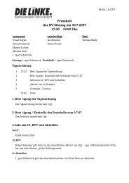 Protokoll der BV-Sitzung vom 30.07.2007 (pdf)