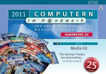 Computern im Handwerk