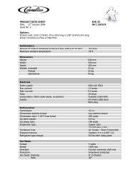 EVO 35 Datasheet.pdf - IMI Cornelius