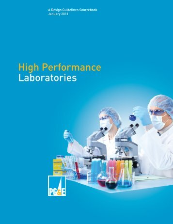 Best Practices for Laboratories - Pacific Gas and Electric Company