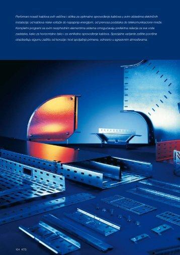 KTS. Sistemi nosača kablova - OBO Bettermann