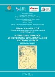 programma preliminare_copertina - Policlinico di Modena