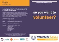 Download this information booklet - Voluntary Works
