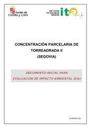 Documento de inicio - ITACyL