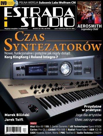 Estrada i Studio, kwiecień 2013 - UlubionyKiosk