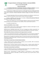 anais V COBEON - ABENFO-Nacional