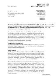 9. november 2011 J.nr 1021-11-43-13 SSH –EKN ...