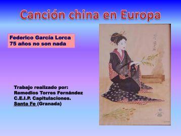Canción china - Actiludis
