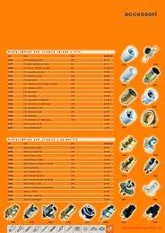 Catalogo lampade e accessori - accessori - Casa delle Lampadine