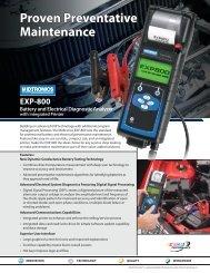 Proven Preventative Maintenance - Ctequipmentguide.ca