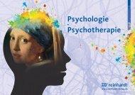 Psychologie Psychotherapie - Ernst Reinhardt Verlag