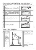 Guide à conserver par l'utilisateur Notice d'utilisation et d'installation - Page 4