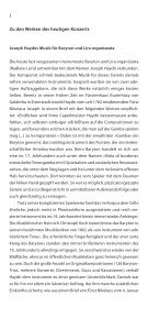 Kölner Philharmonie Programmheft 7.9.2008 Ensemble Baroque de ... - Page 5