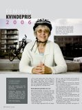 FEMINAs KVINDEPRIS 2 0 0 6 - Hjerneskadeforeningen - Page 3