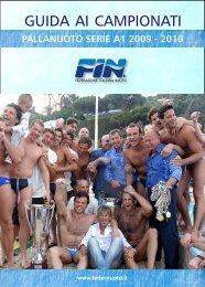 PARTE MASCHILE - Federazione Italiana Nuoto