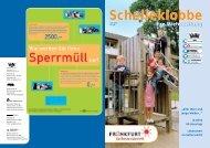 Schelleklobbe Ausgabe Juli 2005 - ABG Frankfurt Holding