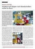 Mitgliedschaften auch an ACI-Marina-Rezep onen Boot ... - Sea-Help - Seite 4