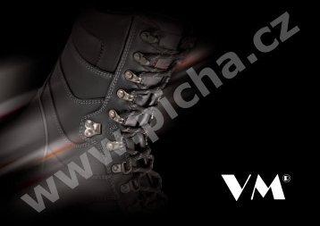 Pracovní obuv VM