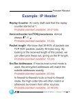 Probable Plaintext Cryptanalysis of IPSEC - Page 5