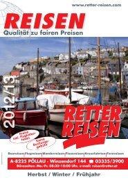 PArIS & LoIreScHLöSSer - Retter Reisen
