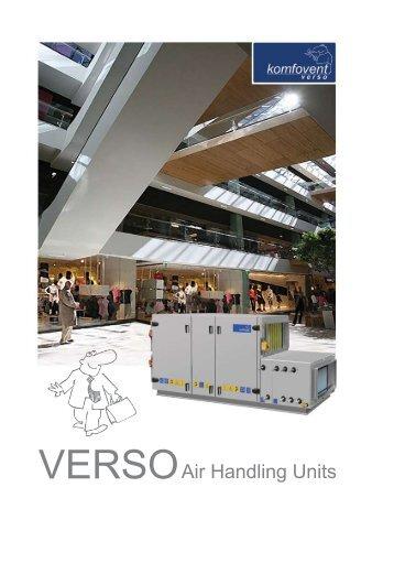 Air Handling Units - Vortvent